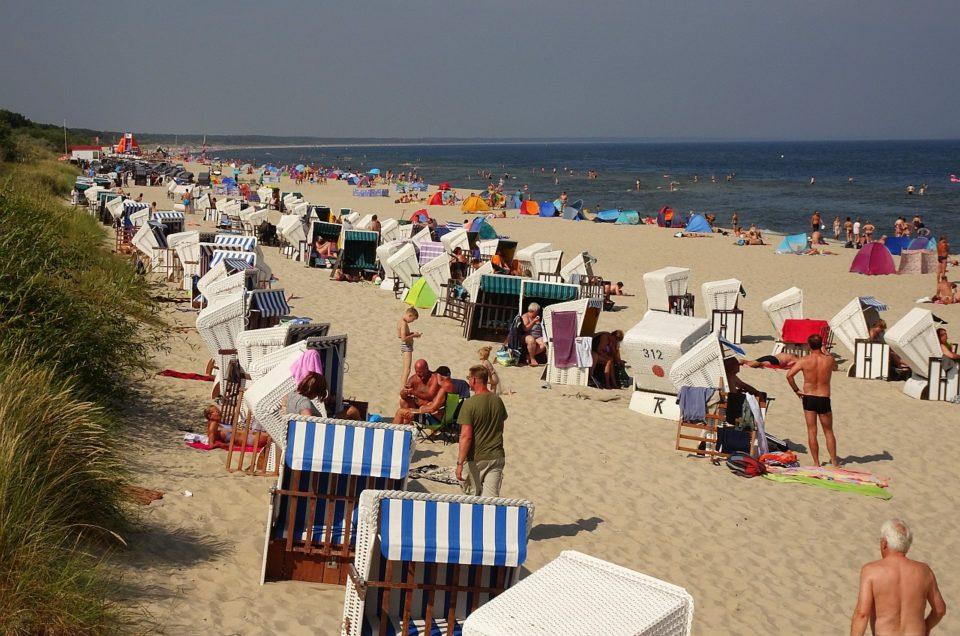 Kurz und heftig: Besuch auf Usedom