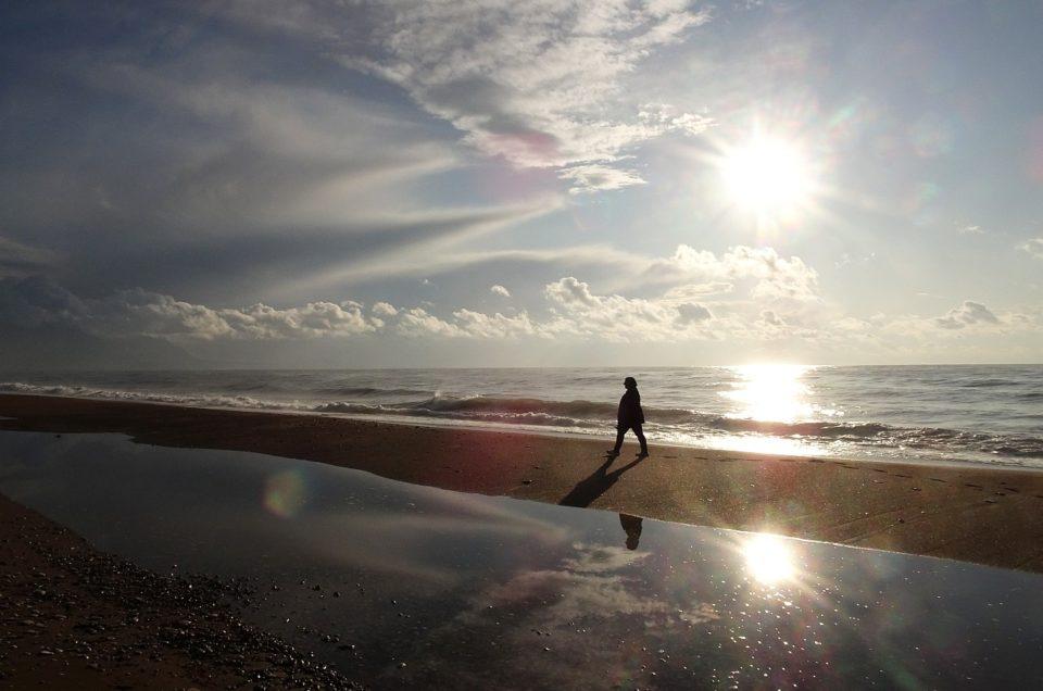 Paralia Elea – der Sonnenstrand